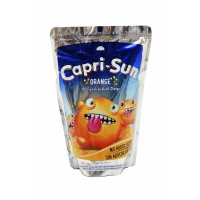 CAPRI-SUN JUICE ORANGE 200ML